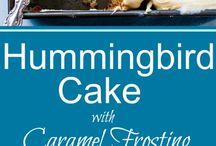 # Cake HUMMINGBIRD