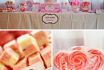 Karly- Candy themed shower