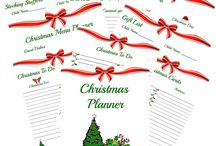 Christmas Planner / Christmas to do list..How awesome is this...Exactly what I am looking for!