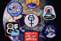 Mission patches