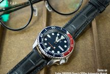 Seiko SKX009 Diver's 200m Automatic Watch