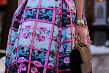 Only in my head could I wear this / Lovely outfits that if I were slimmer, younger, more feminine I would try wearing