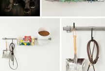 Pet Organization / The best tips and products for keeping your pet supplies organized!