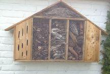 Insecten hotel