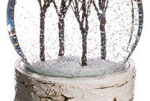 water globe/snowdome/워터글로브/스노우돔
