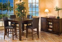 Intercon Kona Dining Gathering Height Table set / Items that we carry.