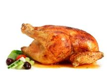 Roasting Pan Chicken