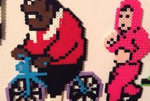 Perler Punch Out