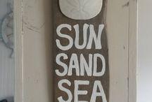 sea summer decoration