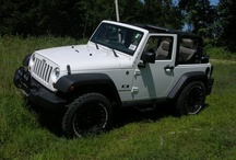 Jeeps / by Beth Shockley