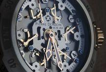 Watches: Pierre DeRoche / Pierre DeRoche - Vallée de Joux - www.pierrederoche.com