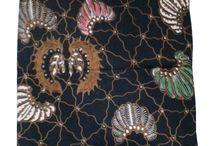 Black Edition / koleksi kain batik sogan edisi latar hitam
