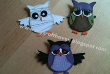 Stampin' Up! Owl Punch - Super Cool Ideas