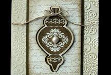 Card Ideas - Christmas / by Nancy Maki
