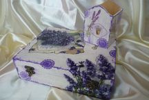 ARTWOOD - DECOUPAGE / My hand made decoration