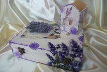 ARTWOOD - DECOUPAGE / My hand made decoration