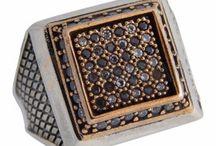 MyDazzling - Men's Rings / Men's Jewelry