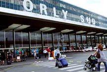 Les points de rendez vous taxi moto aux gares et aux aéroports  / Voici les points de rendez vous taxi moto aux gares et aux aéroports de Paris