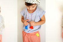 Chalk and Notch Patterns / PDF Sewing Patterns from Chalk and Notch