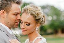 Melinda Bam & Adriaan Bergh's (Miss & Mr SA 2011) wedding at Oakfield Farm.  Photographer: Christine Meintjies