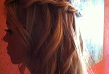 hairstyles / by Samantha Pinard