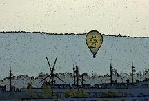 Zawody balonowe / Balony nad Krosnem