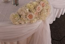 Head Table & Sweetheart Table / Head Table & Sweetheart Table Flowers and Ideas