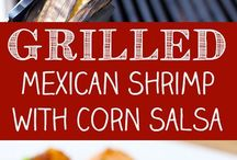 Best Grilled Recipes / Vegetables, chicken, beef, fish or any meat- all the best of your favorite grilled recipes!