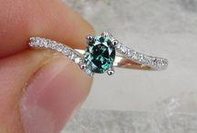 Engagement rings we <3