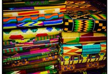 Africa / Fabric#colours#