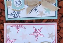 simply stars stampin up