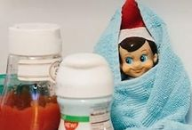 elf on the shelf / by Tanya Beach