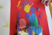 Kids Arts And Crafts / by Jessica MacFarland