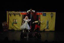 Pinocchio Haz Teatring 2017-18 / Obra de teatro escolar en inglés de Haz Teatring para la gira 2017-18.