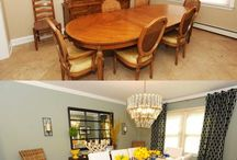 Dining Rooms and Dining Room Decor