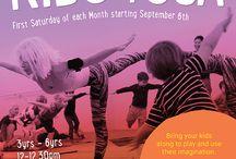 Kids Yoga / Nest Insurance Kids Yoga East West Ponsonby
