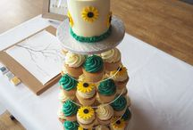 Wedding Cakes / If you are getting married, we would love to chat to you about all things cake! Please email hello@heylittlecupcake.co.uk or call 0161 832 0260.