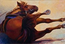 CREATURES | Horses