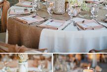 Hochzeit braun