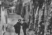 Montmartre 1850...