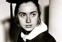 Female Politicos As Teens