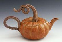 Teapots and Tea Cosies