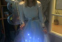 Samara's costumes