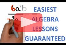Matematik - Algebra