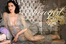 Dita Von Teese Next Door / The home of Dita Von Teese / by Carcia&Telly HerCastle