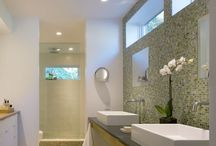 Modern Bathroom By Elle