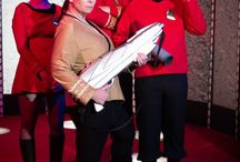 Star Trek Anthology Cast