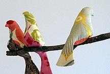birds / by Faraboule Bijoux