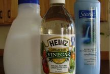 Home made detergents