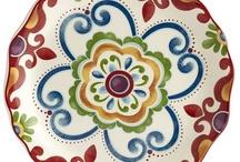 cerámica, pintura y dibujos